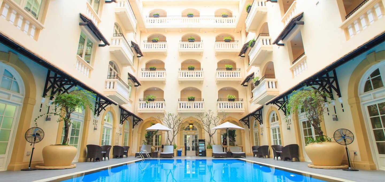 Luxury Serviced Apartments Phnom Penh