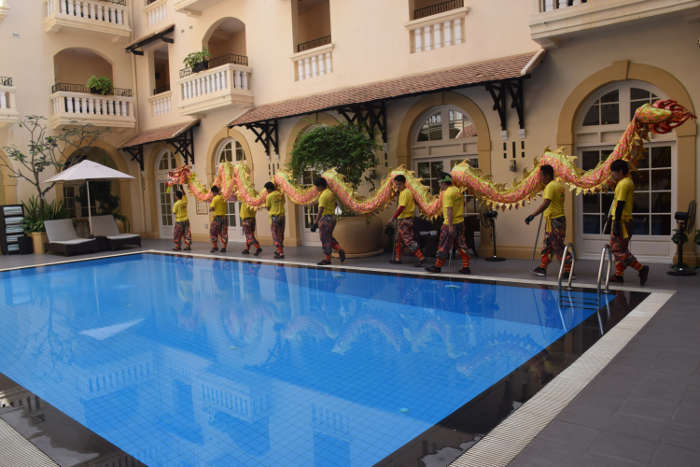 central mansions luxury serviced apartments phnom penh new year
