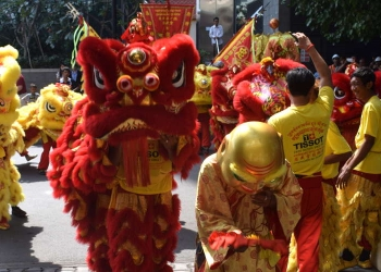 Celebrate the Year of the Fire Rooster at Central Mansions, Phnom Penh