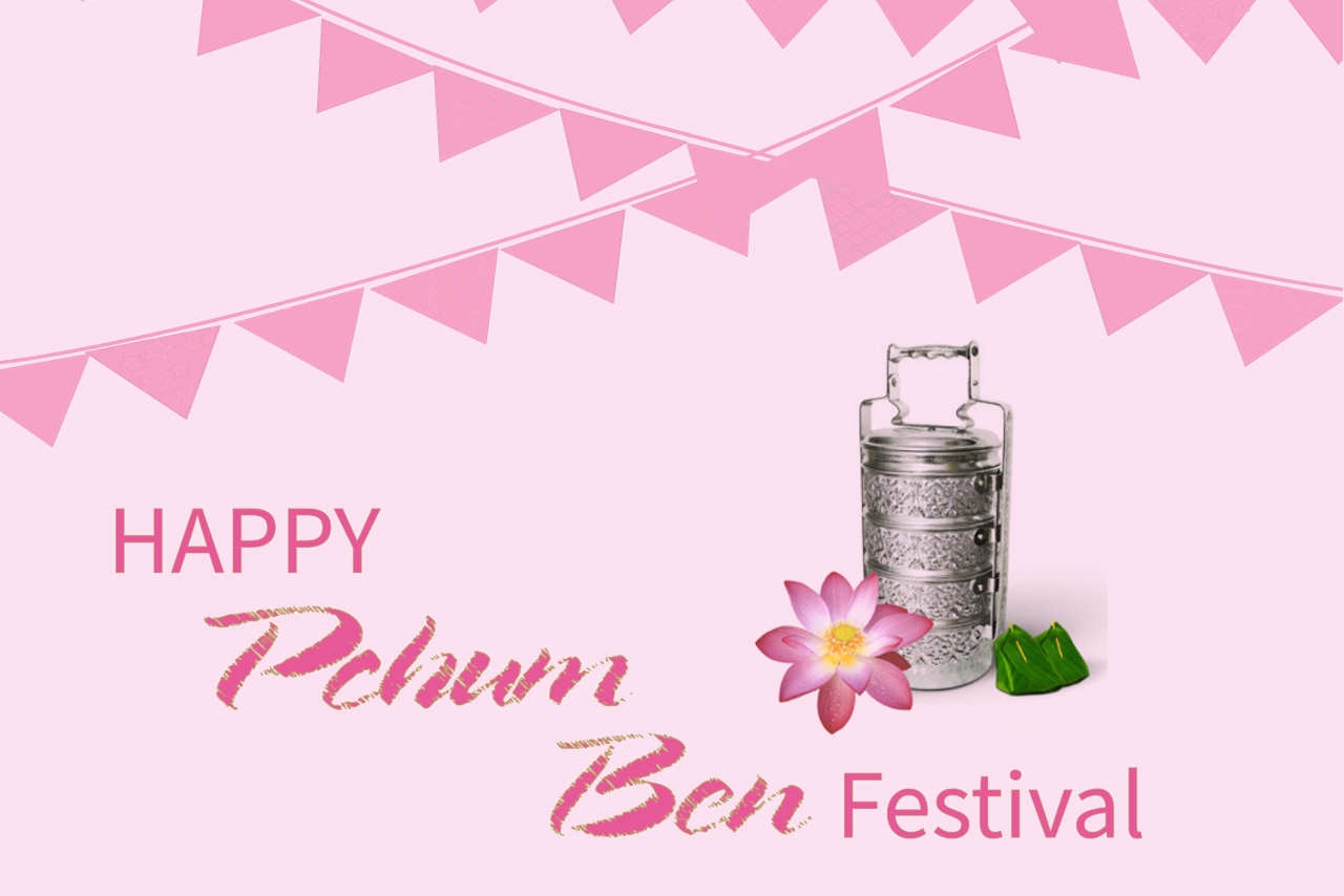 Happy Pchum Ben Festival 2018