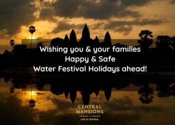 Happy Water Festival Holidays!