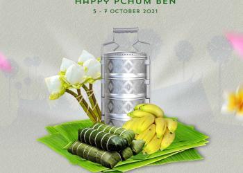 Happy Pchum Ben Festival