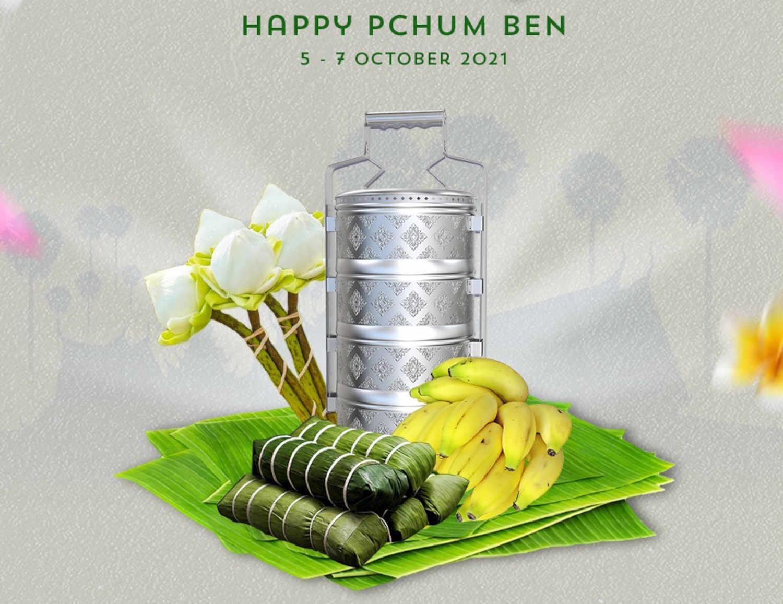 Happy Pchum Ben Festival!